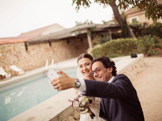 La boda de Andrés y Anna en Hoyuelos, Segovia 49
