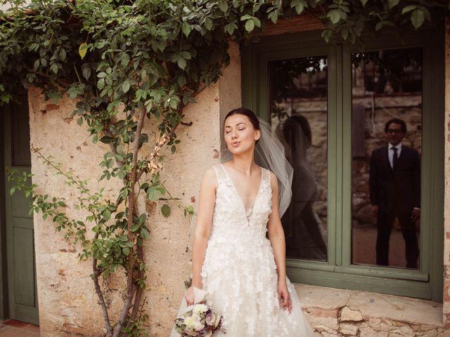 La boda de Andrés y Anna en Hoyuelos, Segovia 50