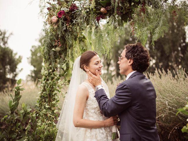 La boda de Andrés y Anna en Hoyuelos, Segovia 52