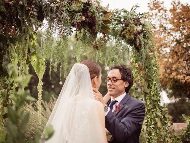 La boda de Andrés y Anna en Hoyuelos, Segovia 53