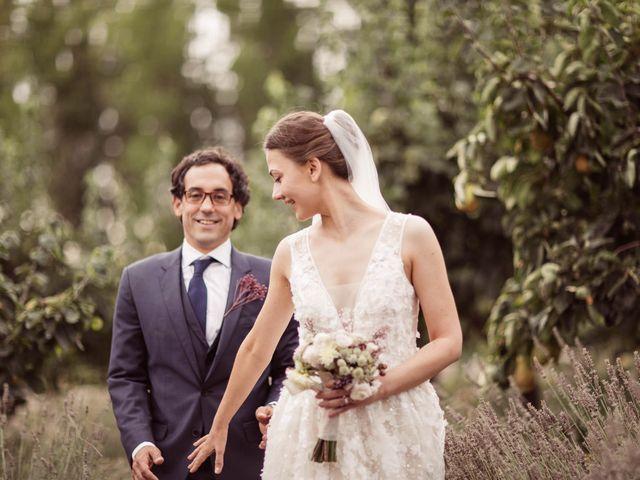 La boda de Andrés y Anna en Hoyuelos, Segovia 55
