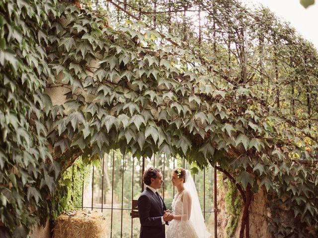 La boda de Andrés y Anna en Hoyuelos, Segovia 57