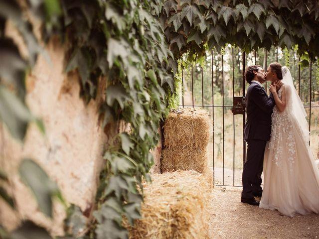 La boda de Andrés y Anna en Hoyuelos, Segovia 58