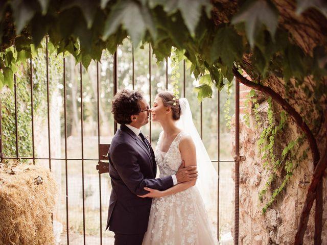 La boda de Andrés y Anna en Hoyuelos, Segovia 59