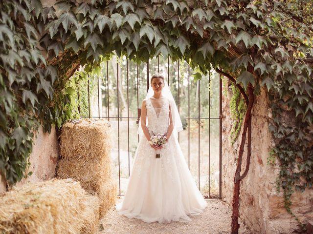 La boda de Andrés y Anna en Hoyuelos, Segovia 60