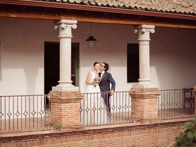 La boda de Andrés y Anna en Hoyuelos, Segovia 63