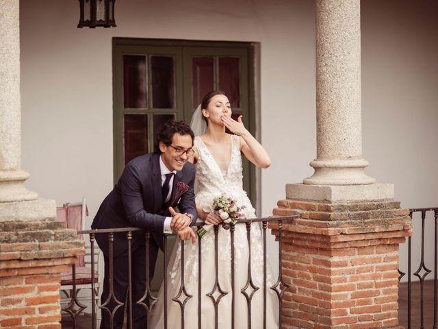 La boda de Andrés y Anna en Hoyuelos, Segovia 64