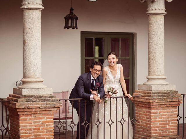 La boda de Andrés y Anna en Hoyuelos, Segovia 65