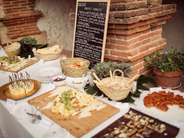 La boda de Andrés y Anna en Hoyuelos, Segovia 73