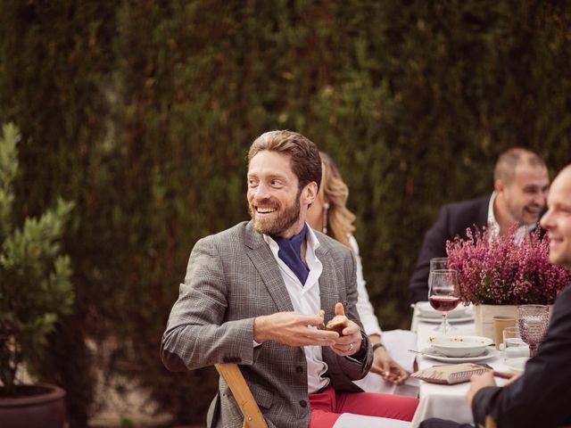 La boda de Andrés y Anna en Hoyuelos, Segovia 78