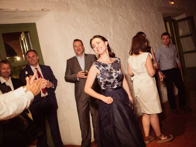 La boda de Andrés y Anna en Hoyuelos, Segovia 84