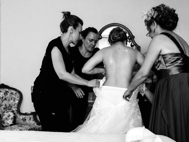 La boda de Alberto y Beatriz en Valdilecha, Madrid 11