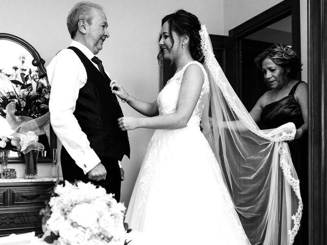 La boda de Alberto y Beatriz en Valdilecha, Madrid 14