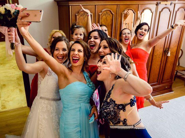 La boda de Alberto y Beatriz en Valdilecha, Madrid 15