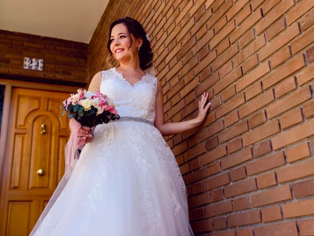 La boda de Alberto y Beatriz en Valdilecha, Madrid 16