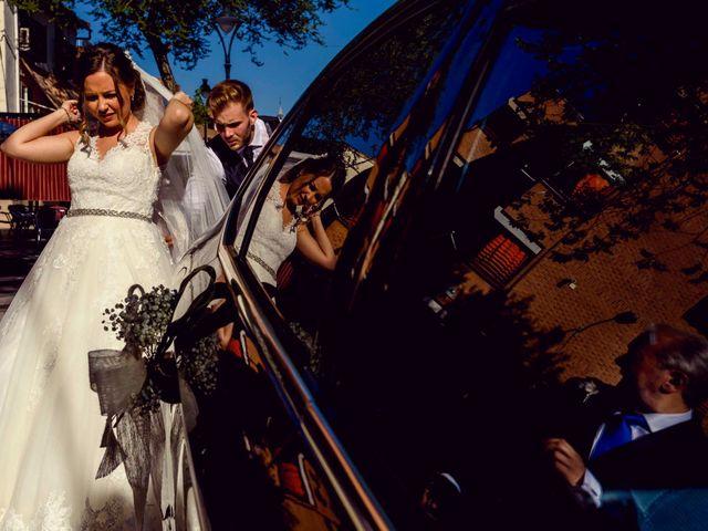 La boda de Alberto y Beatriz en Valdilecha, Madrid 19