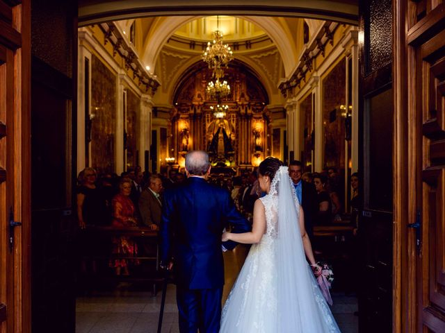 La boda de Alberto y Beatriz en Valdilecha, Madrid 20