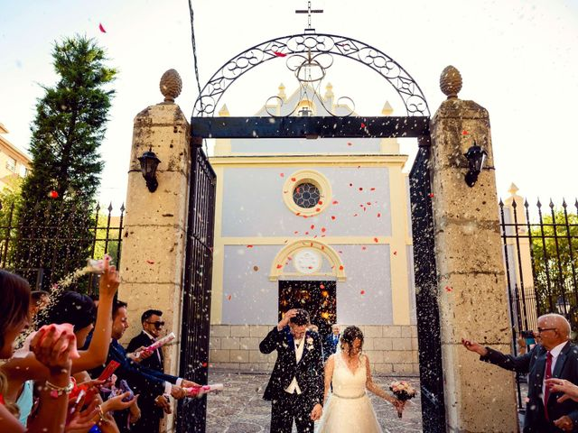 La boda de Alberto y Beatriz en Valdilecha, Madrid 21