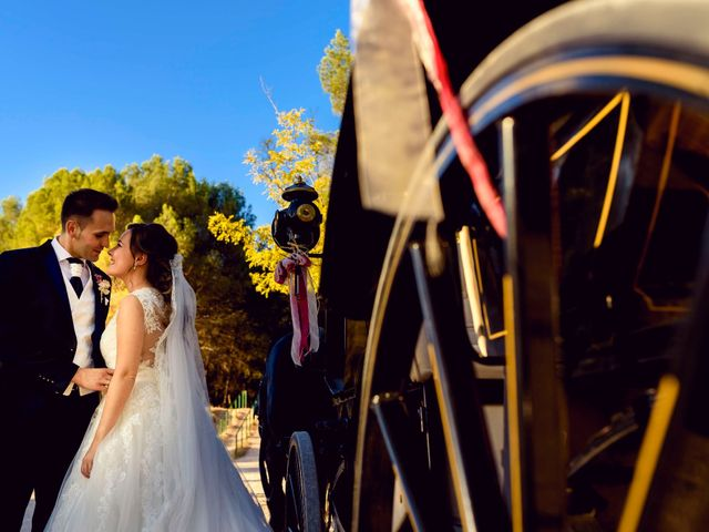 La boda de Alberto y Beatriz en Valdilecha, Madrid 22