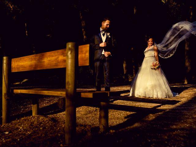 La boda de Alberto y Beatriz en Valdilecha, Madrid 23