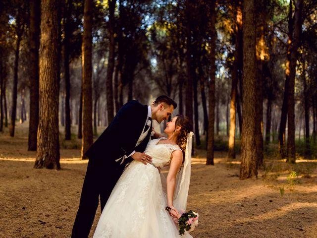 La boda de Alberto y Beatriz en Valdilecha, Madrid 25