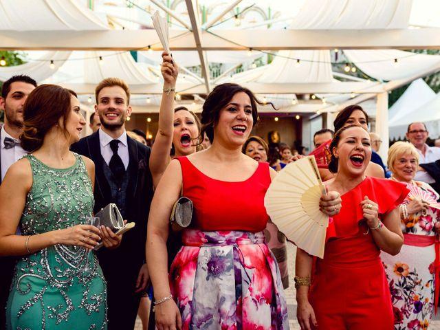 La boda de Alberto y Beatriz en Valdilecha, Madrid 27