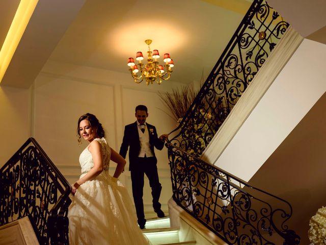 La boda de Alberto y Beatriz en Valdilecha, Madrid 30