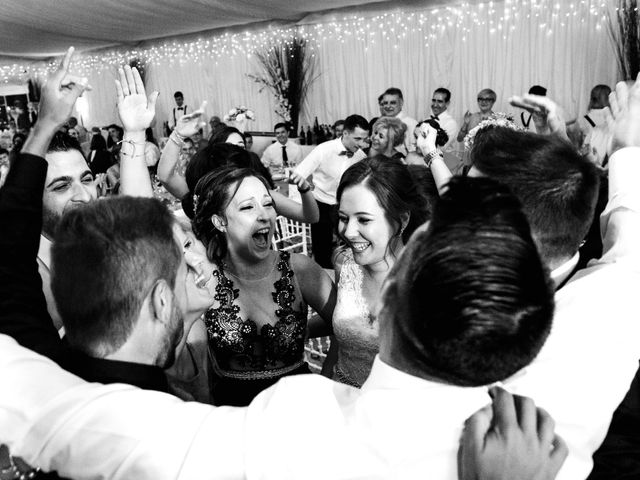 La boda de Alberto y Beatriz en Valdilecha, Madrid 33