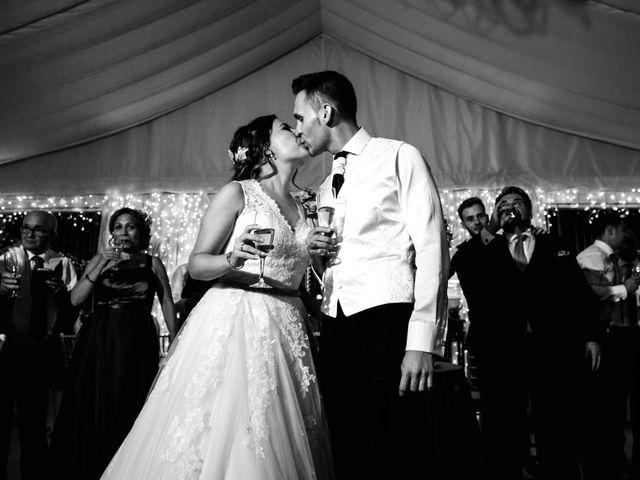 La boda de Alberto y Beatriz en Valdilecha, Madrid 35