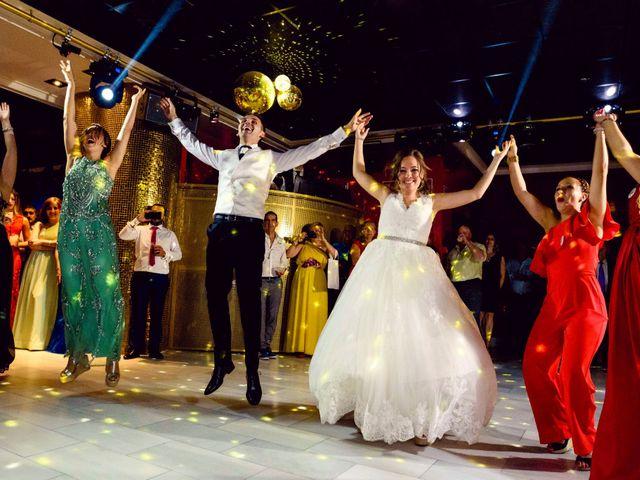 La boda de Alberto y Beatriz en Valdilecha, Madrid 37