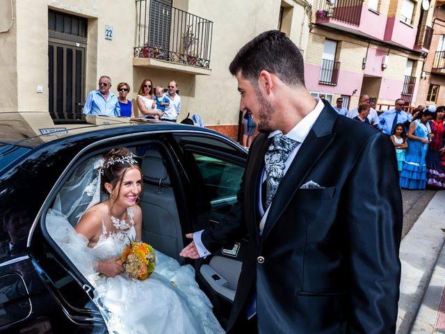 La boda de Arturo y Maria en Zaragoza, Zaragoza 23