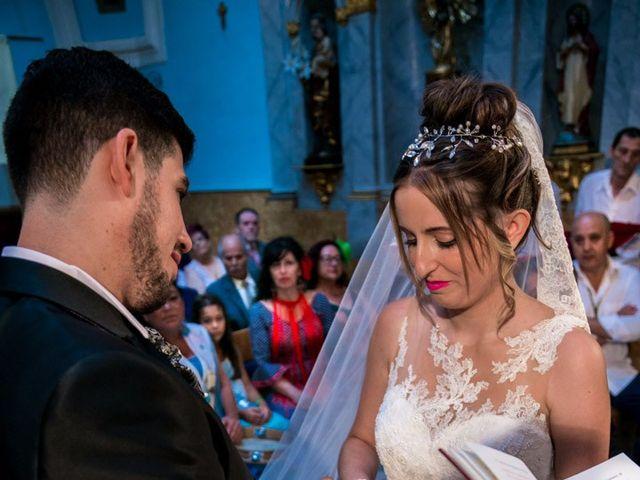 La boda de Arturo y Maria en Zaragoza, Zaragoza 27