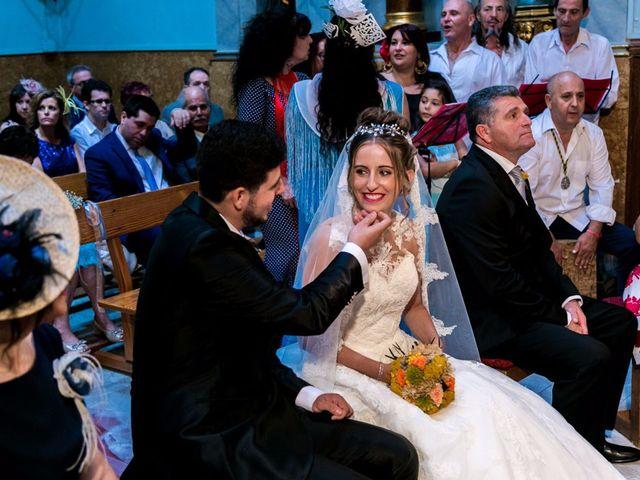 La boda de Arturo y Maria en Zaragoza, Zaragoza 28