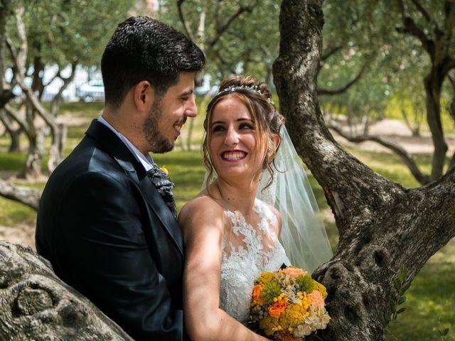 La boda de Arturo y Maria en Zaragoza, Zaragoza 33