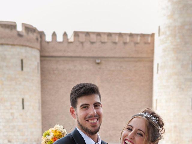 La boda de Arturo y Maria en Zaragoza, Zaragoza 36