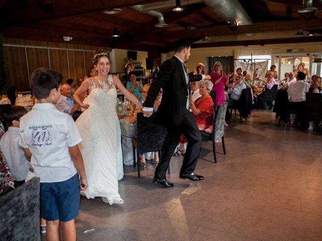 La boda de Arturo y Maria en Zaragoza, Zaragoza 41