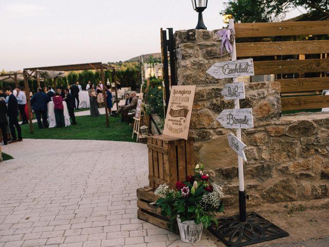 La boda de Javier y Jennifer en Teruel, Teruel 1