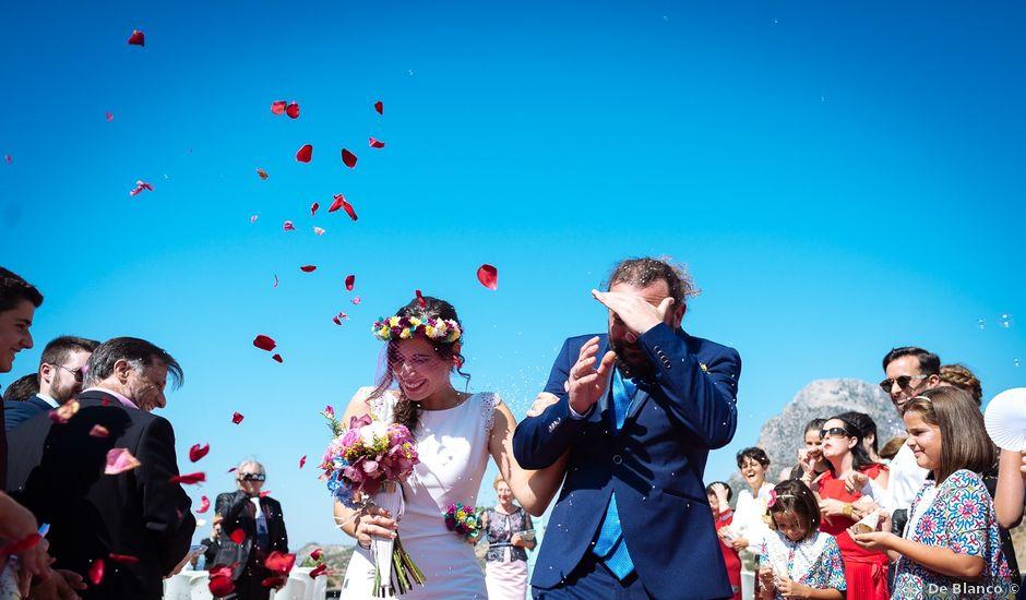 La boda de Fran y Sandra en Ronda, Málaga
