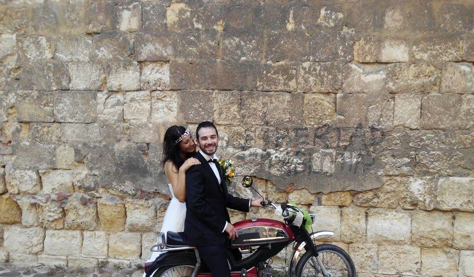 La boda de Diego y Elisa en León, León