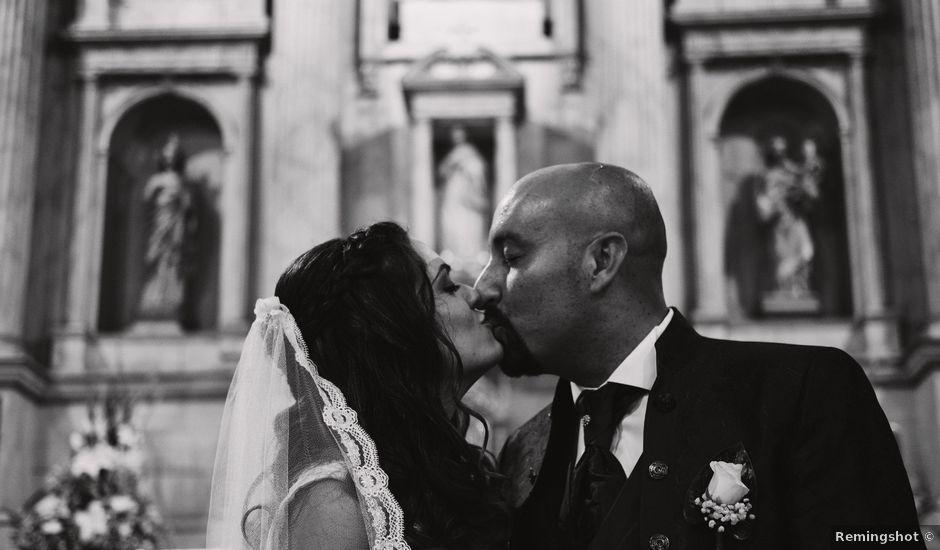 La boda de Juan y Lorena en Ciudad Rodrigo, Salamanca