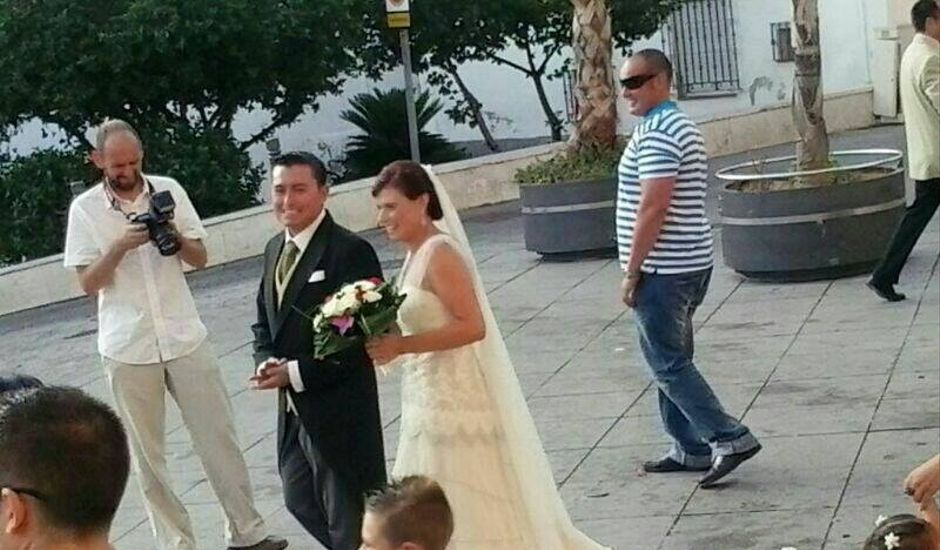La boda de Loli y Jorge en Málaga, Málaga
