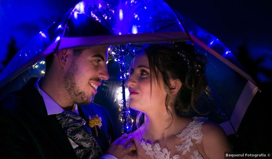 La boda de Arturo y Maria en Zaragoza, Zaragoza