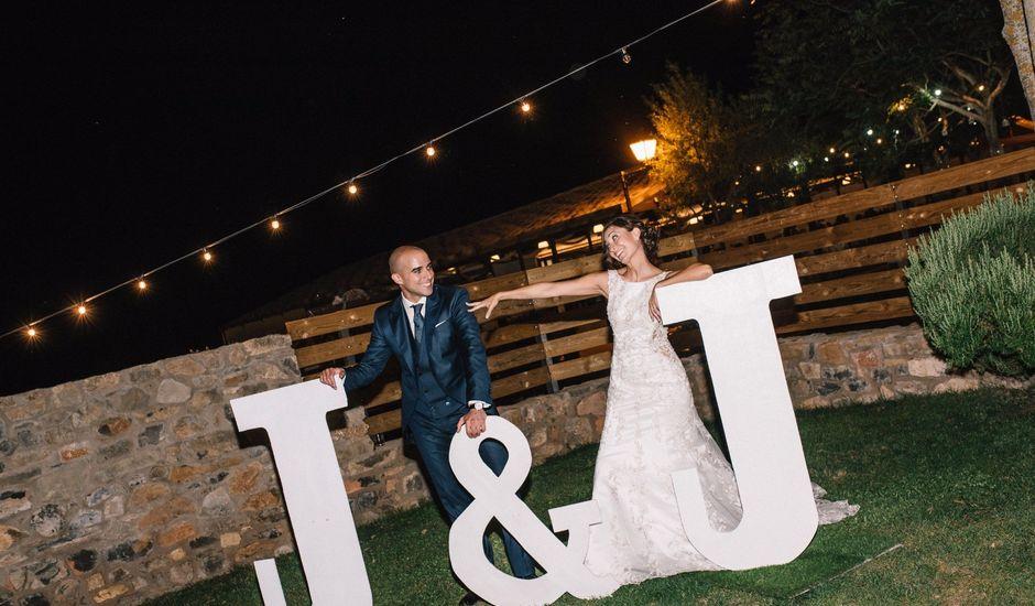 La boda de Javier y Jennifer en Teruel, Teruel