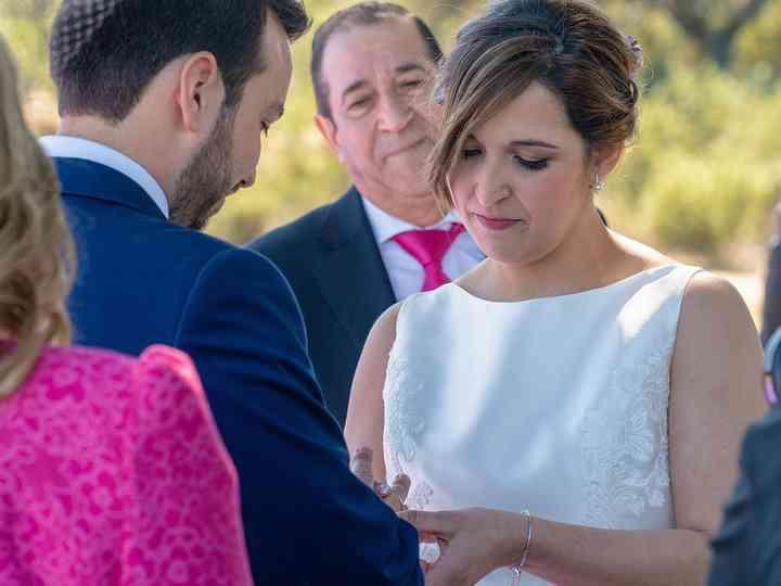 La boda de Ruth y Fernando