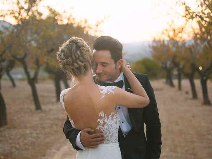 La boda de Leticia y Javier