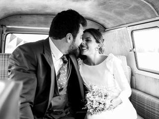 La boda de Elena y Berni