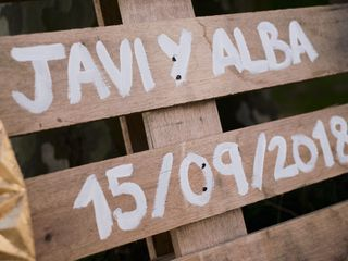 La boda de Alba y Javier 2