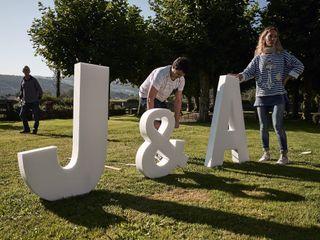 La boda de Alba y Javier 3