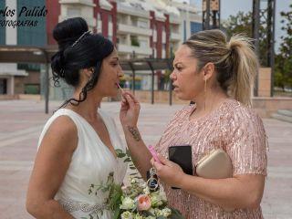 La boda de Vanessa y Jose Fernando 3
