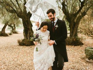 La boda de Priscilla y David